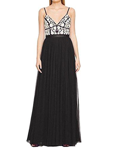 b416240c62 CoutureBridal Long Tulle Skirt For Womens Elastic Tutu Maxi Skirts ...