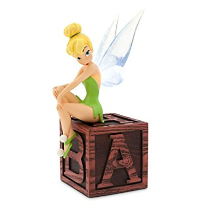 Disney Figurine - Tinker Bell on Block Party- Light Up