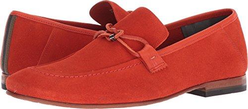 Ted Baker Mens Hoppken Loafer Red Suede rYqCDc