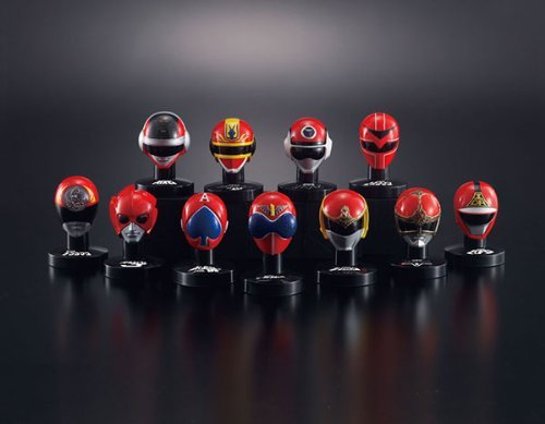 Super Sentai Mask Collection I red of the legendary 2BOX set