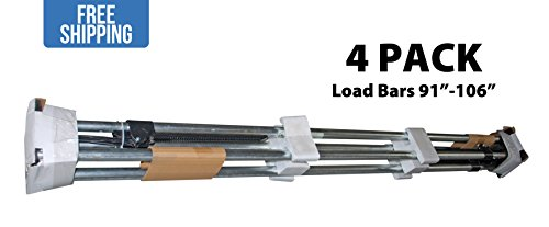 Lock Cargo Control - Shippers Supplies Steel Cargo Load Lock Bar (91