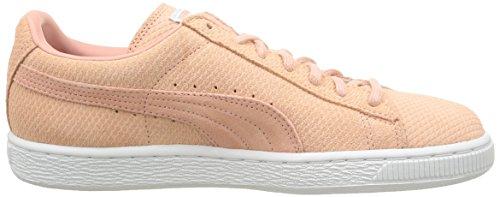 Pink pink Suede 04 Damen cloud bronze Winterized Classic Puma Sneakers coral xgXq7qw1