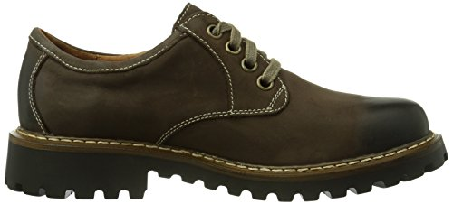 Josef Seibel Chance 03 - Zapatos de cordones derby Hombre Moro/Taupe 460