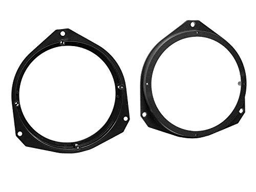 ACV 271230-07 LA-Aufnahme Lautsprecherringe per Alfa/Citroë n/Fiat/Opel/Peugeot (165 mm, porta d''ingresso) porta d' ' ingresso)