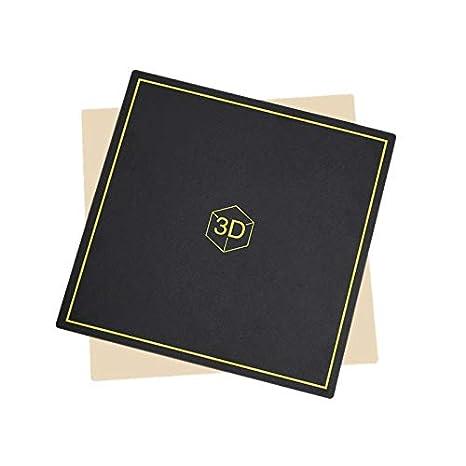 RETYLY Plataforma De Cama Caliente con Impresora 3D, 235X235 Mm ...
