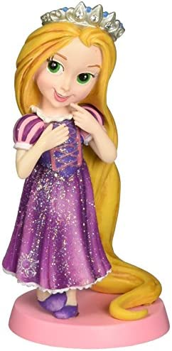 Enesco Disney Showcase Little Princess Rapunzel from Tangled Stone Resin Figurine