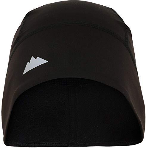 Football Premium Felt - Tough Headwear Skull Cap/Helmet Liner/Running Beanie Thermal Hat - Fits Under Helmets