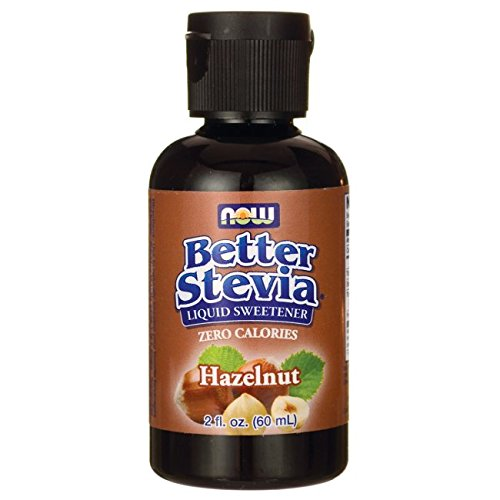 via Liquid Sweetener - Hazelnut 2 fl oz (60 ml) Liquid (Hazelnut Sweetener)