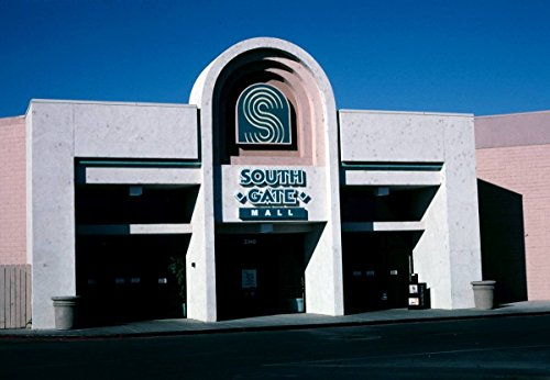 Roadside America Photo Collection - 2003 South Gate Mall, Yuma, Arizona - Photographer: John Margolies - Historic Photographic Print 24in x ()