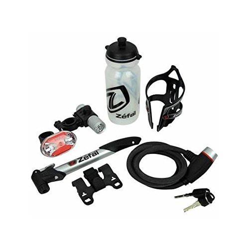 Zefal Bicycle Starter Pack (Cycling Starter Kit)