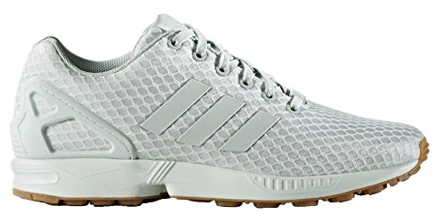 Mesh Green Stripe Sneakers - 5