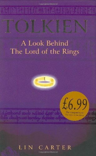 book cover of Tolkien