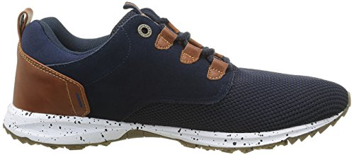 Baskets Homme marine Slayer Kickers Bleu Basses 504gnw8q