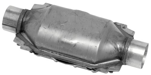 (Walker 80708 CalCat Pre-OBDII Universal Catalytic Converter)