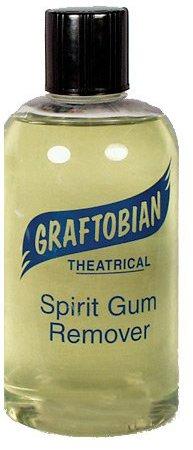 Graftobian Spirit Gum Remover 8 oz. Bottle