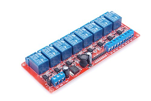 H Relay Module DC 5-30V with Optocoupler isolation H/L high/low Level Triger for Arduino (Relay Lever)