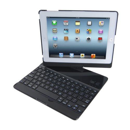 iHome Type Bluetooth Keyboard Black