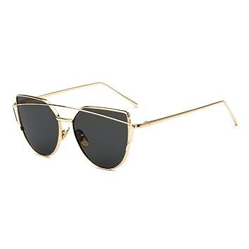 YYXXZZ Gafas de sol Ojo de Gato Gafas de Sol Mujer Gafas de ...