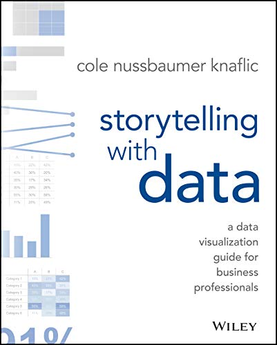 Storytelling with Data: A Data Visualization Guide for Business Professionals (Best Excel Dashboard Examples)