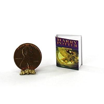 Dollhouse Miniature Popular Childrens Book: Toys & Games