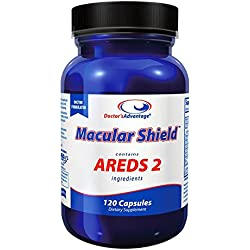 Doctors' Advantage Products Macular Shield Areds 2, 120 Count