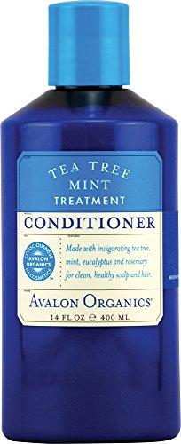 Avalon Organics Treatment Conditioner Tea Tree Mint - 14 fl ()