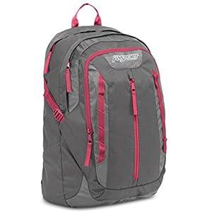 "JanSport Mens Outdoor Mainstream Tilden Backpack - New Storm Grey / 20""H X 13.5""W X 11.5""D"