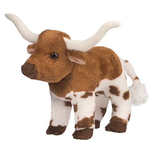 Zeb Mini Longhorn Plush Toy
