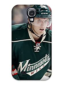 Hot minnesota wild hockey nhl (98) NHL Sports & Colleges fashionable Samsung Galaxy S4 cases 2027989K767680863