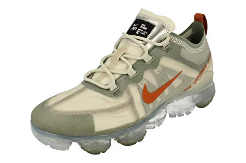 - Nike Air Vapormax 2019 Mens Running Trainers AR6631 Sneakers Shoes (UK 6 US 7 EU 40, Vintage Lichen Dark Russet 300)