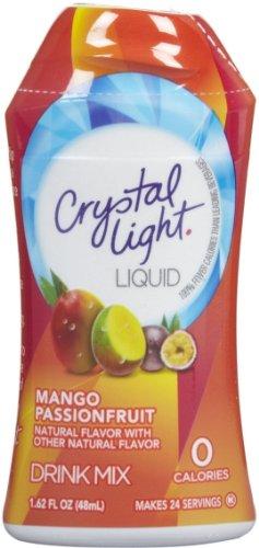 Crystal Light - Liquid Variety (Mango Passionfruit (Pack of (Mango Passion Fruit Fruit)