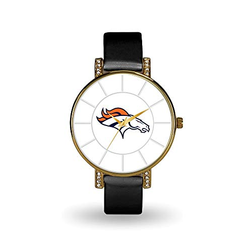 (Gifts Watches NFL Denver Broncos Lunar Watch by Rico)
