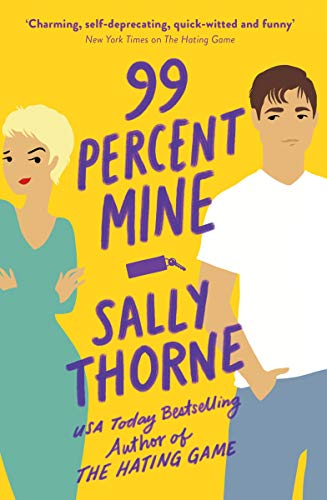 99% Mine by [Thorne, Sally]