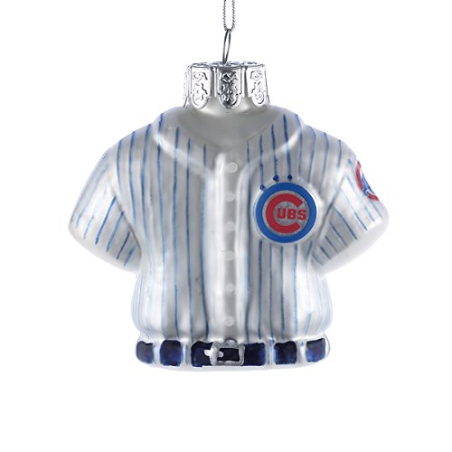 Chicago Cubs Jersey Ornament