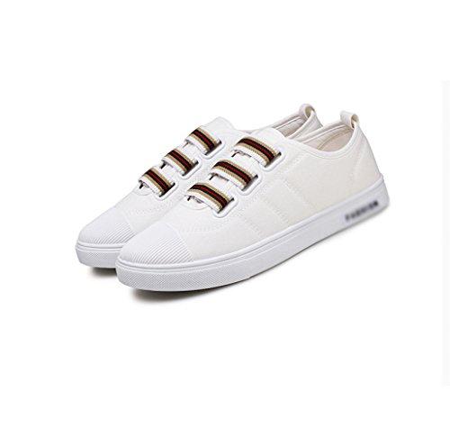 uomo bianca casual scarpe tomaia casual scarpe XFF da uomo da da uomo Scarpe uomo con da aHcqcZ0W