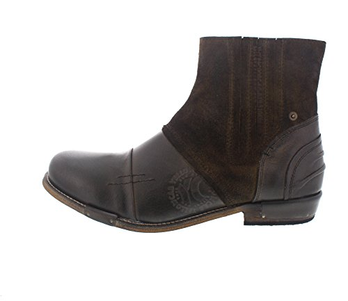 16006 Moss Cab Boots Cab Yellow Boots Chopper Yellow Moss FqqZB8