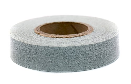 "1/2"" Gray, Color-Code Writeable Labeling Tape 