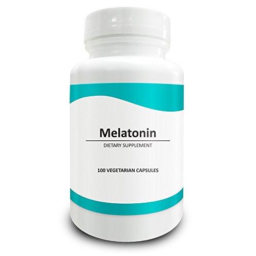 melatonin slow release 1 mg - 5