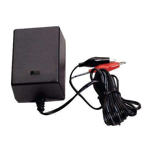 GSM Outdoors BL-C6/12 American Hunter Battery Charger, 6V/12V (American Hunter 6v And 12v Battery Charger)