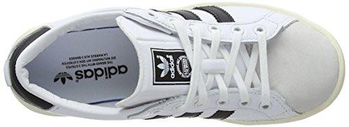 Mujer Ftwbla Allround para Deporte Low Adidas Negbas Zapatillas Dormet W de Blanco FB0q7zdw