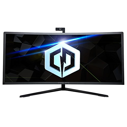 "CYBERPOWERPC A34C CyberPowerPC Arcus Core 34"" Ultra WQHD All-In-One Intel i5-6500 3.2GHz 8GB (2 x 4GB) DDR4 DIMM 240GB Solid State Drive"