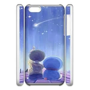 Doraemon 001 iphone 5c Cell Phone Case 3D Tribute gift pxr006-3912933