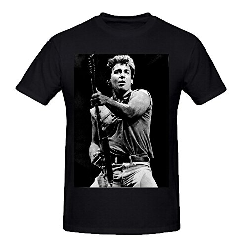niwaho-personalized-newsweeks-cover-on-bruce-springsteen-t-shirts-cotton-o-neck-man-black
