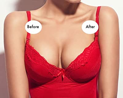 Perforated Silicone Bra Insert Breast Enhancer Push Up Pads Chicken Cutlets Bra