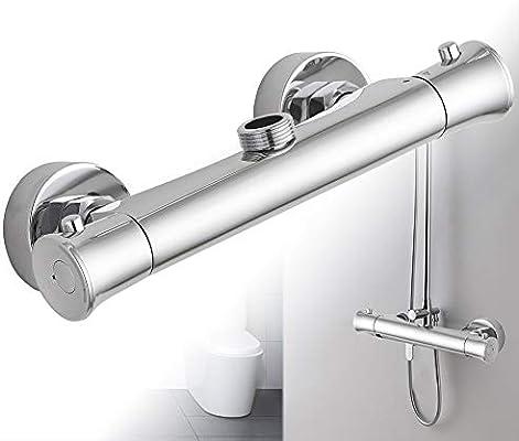 Vinteky Grifería Económico Elegante - Grifo termostático de ducha