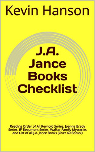 joanna brady series list in order