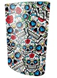 JWraps Sugar Skulls 10 Custom Designed E-Cigarette Protective Vinyl Skin Wrap for Pioneer4you IPV5 MOD Vaporizer