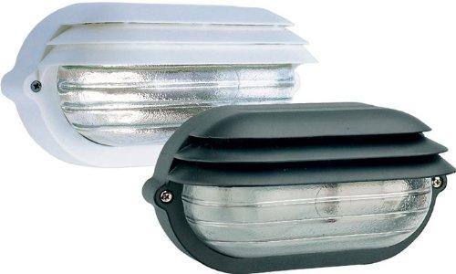Plafoniera Per Esterno Con Sensore : Papillon plafoniera ovale maxi con palpebra paraluce colore nero