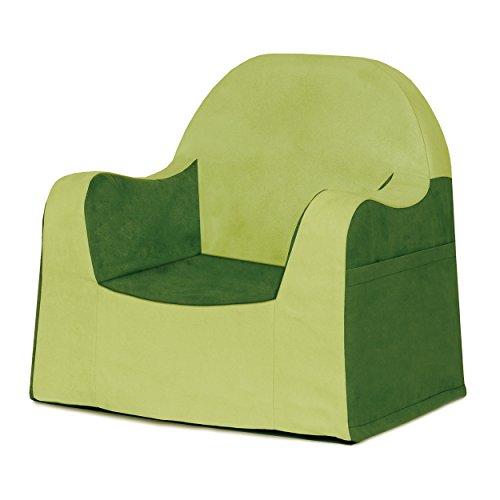 P'kolino PKFFLRAGR Little Reader Chair - Green (Armchair Reading For)