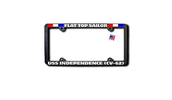 USS INDEPENDENCE CV 62 Street Sign U S Navy USN